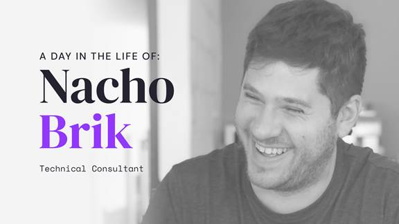 Nacho Brik - A day in the life